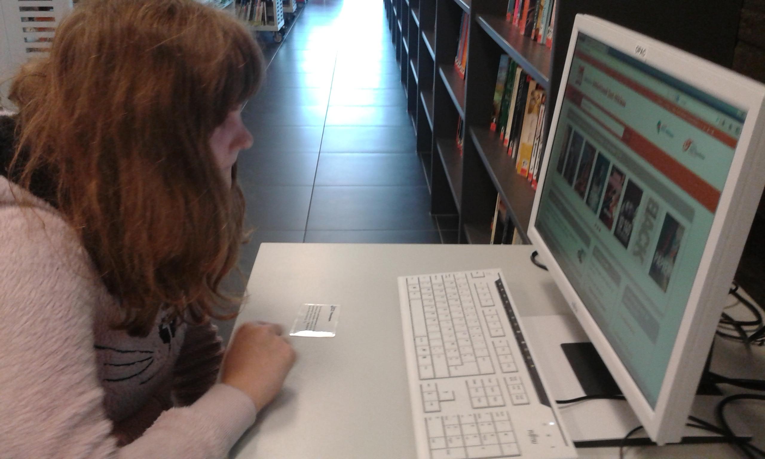 Uitstap naar de bibliotheek van nieuwkerken mpi kompas - Te creeren zijn bibliotheek ...